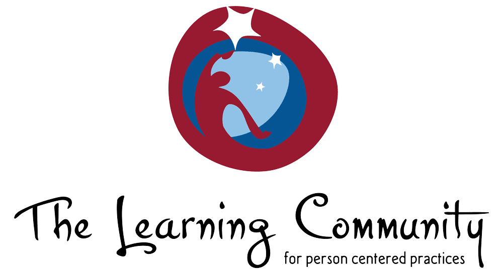 Logo: The Learning Community for Person Centered Practices