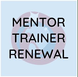 Mentor Trainer Renewal