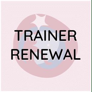 Trainer Renewal